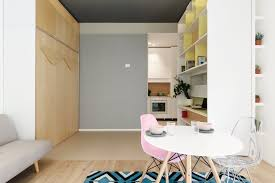 100 Tiny Apartment Design A That Transforms Into A Super Efficient Space