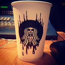 Starbucks Cup Drawing Art Beautiful Pictures Funny