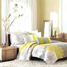 chambre jaune et gris deco chambre jaune et gris couleur chambre adulte en jaune et gris
