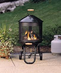 The advantages of having a portable outdoor fireplace