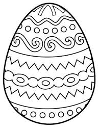 Easter Coloring Pages Elegant Of Eggs