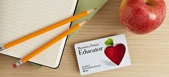 Barnes & Noble Teacher Discount Education Discount