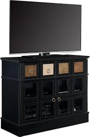 amazon com ameriwood home ryder apothecary 42 tv console black