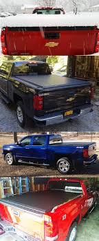 100 Access Truck Covers These Four Chevrolet Owners Chose ACCESS RollUp For Their