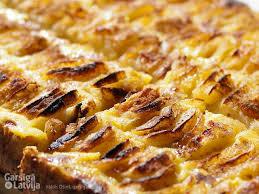 cuisine z abolmaize abolu plats kuka latvian recipe in the z acres
