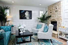 brown aqua living room ideas blue the inspiration a modern white