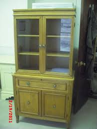 Vintage Duncan Phyfe China Cabinet by This China Cabinet Was Purchased For 65 At A Garage Sale And