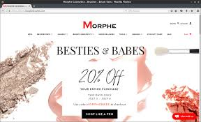 Morphe Brushes Coupon 2018 - Dolce Salon Deals Microsoft Xbox Store Promo Code Ikea Birthday Meal Coupon Theadspace Net Horse Appearance Change Bdo Morphe Hasnt Been Paying Thomas From His Affiliate Wyze Cam Promo Code On Time Supplies Tbonz Coupons Beauty Bay Discount Codes October 2019 Jaclyn Hill Morphe Morpheme Brush Club August 2017 Subscription Box Review Coupons For Brushes Modells 2018 50 Off Ulta Deals Ttheslaya September 2015 Youtube Tv Sep Free Trial Up To 20