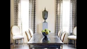 Dining Room Curtains I Ideas