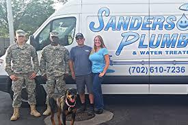 Sanderson Plumbing Plumbing Services Water Treatment Plumbing