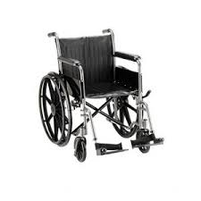 Bariatric Transport Chair 24 Seat by Nova Medical Bariatric Steel Wheelchair Hammertone 24