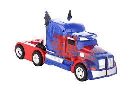 Amazon.com: Funzy Latest Model Transformer Optimus Prime Truck NO ...