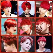 Male Kpop Hair! What Style/colour Is Your Favourite! 💁🏻 | K-Pop Amino Inspired Red Hair Color Me Crimson Fire Engine Red Flash Pinterest Mane Monday Bold Bright Engine Hairstyles Hair Stock Photos Images Alamy Smokey Blue Wet Wild Stagedive Asian Lip Butter Strawberry Shortcake Blonde To Gloss Makeover Before And After Box Dye To Fire Brought You By The Best Clothing Colors For Go Beyond Black Sheknows 6 Trends Try This Fall Aglo Spa Salon Why Ginger Has Become Desirable Artists Actors And 60 Best Ombre Ideas Blond Brown Black