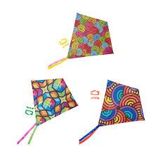 ColorMax Nylon Diamond Kite Assorted Kmart