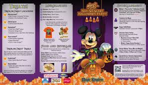 Halloween 7 Cast by Halloween And Christmas Parties Dadfordisney