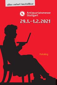antiquariatsmesse stuttgart 2021 katalog by verband