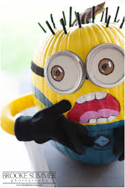 Minion Pumpkin Carvings by Decoration Ideas Delightful Accessories For Kid Halloween