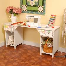 Koala Sewing Cabinets Ebay by Kangaroo U0026 Joey Sewing Table By Arrow Hayneedle