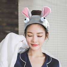 Amazoncom VANZAVANZU Womens Bunny Ear Headband Best Fashionable