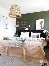 Green Bedroom Design Idea 2