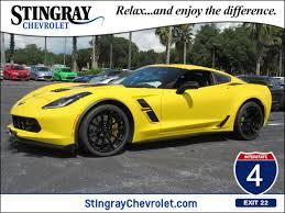New 2018 Chevrolet Corvette Grand Sport 2LT 2dr Car in Plant City