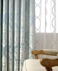 Nicole Miller Home Two Curtain Panels by Two Panels Curtain Mediterranean Solid Living Room Polyester