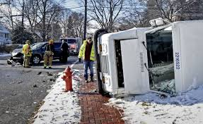 Mail Truck Overturns In 2-car Accident In Lancaster Township ... Truck Crash Closes Sthbound Lane Near Laceby The Border Mail Responding To A Multi Car Accident Custom Paper Service Heres More Of What May Be Americas New Fundraiser By Peter Jones So I Collided With Mail Truck Slammed Superfly Autos Part 15 Catches Fire Along Route In Youngstown Us Postal Is Working On Selfdriving Trucks Wired Traffic Accidents Japan Times Involved Afternoon Youtube Shocking Footage Shows Crushing Pedestrians Just In Friday Leaves At Least 2 Injured