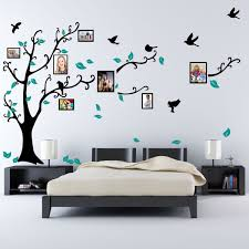 Tree Wall Decor With Pictures by Wall Art Design Ideas Flying Bird Stick On Tree Wall Art Decals