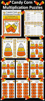 Halloween Math Multiplication Worksheets by 31 Best Candy Corn Contest Book Activities Images On Pinterest