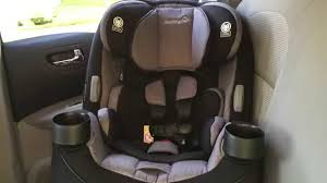 Safety 1st Grow And Go 3 In 1 Convertible Infant, Toddler, Kid Car Seat  Review