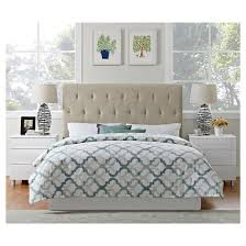 horizontal tufted headboard dorel living target