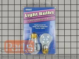 5304490731 frigidaire light bulb 2 pack parts dr