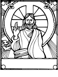 Coloring Pages Of Jesus Christ NativityMiraclesand Second Coming Pictures