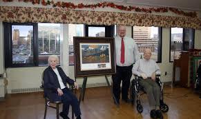 A centennial celebration at Anchorage Pioneer Home Senior Voice