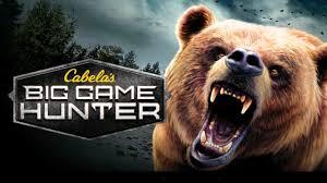 PlayStation 2 Cabelas Big Game Hunter