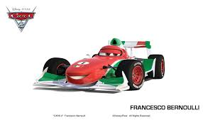 Full Size Of Coloring Pagealluring Francesco In Cars 2 Car61292 Page Cute