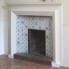 Batchelder Tile Fireplace Surround by Image Result For Fireplace Tiles Mantles And Tiles Pinterest