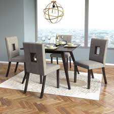 Bistro Grey Sand Dining Chairs, (Set Of 2) Simplicity 54 Counter Height Ding Table In Espresso Finish By Jofran Baxton Studio Sylvia Modern And Contemporary Brown Four Hands Kensington Collection Carter Chair Lanier Gray Fabric Michelle 2pack 64175 Pedestal Set Chateau De Ville Acme Whosale Chairs Room Fniture Napa Cheap Dark Wood Find Willa Arlo Interiors Sture Link Print Upholstered Safavieh Becca Grey Zebra Cottonlinen Mcr4502n