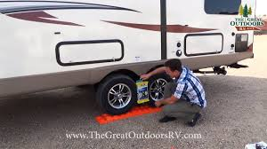 RV Leveling & Stabilizing : Tips & Tricks