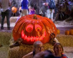 Ray Villafane Pumpkins by Enchanted Pumpkin Garden U2013 Carefree Arizona October 20 U2013 29