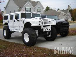 """Lifted Trucks USA's AM General Hummer H1 """"Stormtrooper"""". 