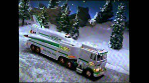 Hess 1999 Christmas Truck Space Shuttle Satellite Toy TV Commercial ... 1999 Hess Truck With Space Shuttle Donated By Wpbs Supporter Buy It 6 Case Fresh And With Sallite Hess Toy Truck Review Mogo Youtube Trucks For Sale Colctibles Paper Shop Free Classifieds 3 Trucks Nib Minia Firetruck 2004 2014 Combo 1 The Anniversary Collection Jackies Store Toyvehicle Hash Tags Deskgram Amazoncom 1996 Emergency Ladder Fire Toys 5 H X 15 W 35 L Wildwood Antique Malls Colctible Space Shuttle Sallite Toy And New Mint Ebay