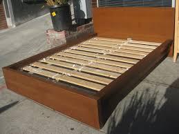 Ikea Malm King Size Headboard by Uhuru Furniture U0026 Collectibles Sold Full Ikea Malm Bed Frame 80