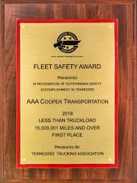 100 Mississippi Trucking Association AACT Company News
