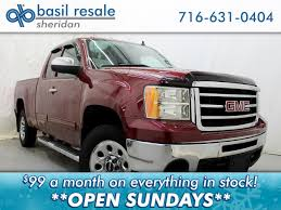 Pre-Owned 2013 GMC Sierra 1500 SL Extended Cab Pickup In ... Gmc Introduces New Offroad Subbrand With 2019 Sierra At4 The Drive Should You Lease Your Truck Edmunds 2018 1500 Reviews And Rating Motortrend Seattle Dealer Inventory Bellevue Wa Central Buick Is A Winter Haven New Car All Chevy Cadillac Inventory Near Burlington Vt Car Patrick Used Cars Trucks Suvs Rochester Autonation Park Meadows Dealership Me A Chaing Of The Pickup Truck Guard Its Ford Ram For Ellis Chevrolet In Malone Ny Serving Plattsburgh North Certified Preowned 2017 Base 2d Standard Cab Specials Quirk