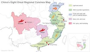 cuisines of china s 8 great regional cuisines 8 culinary classics