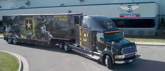 100 Recruiting Truck Drivers MilitaryGovernment Specialty Trailers Kentucky Trailer