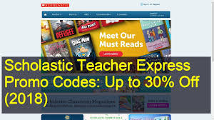 Coupon Code Scholastic October 2019