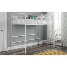 Low To The Ground Bunk Beds by Better Homes And Gardens Kelsey Twin Metal Loft Bed Multiple