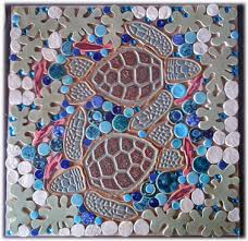 decorative ceramic tile made tiles in fish tiles frog tiles